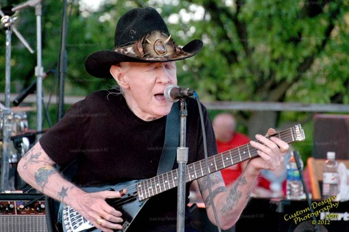 Johnny Winter - Lilac Festival 2012