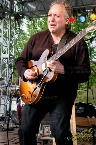 Chet Catallo & The Cats - Lilac Festival 2012